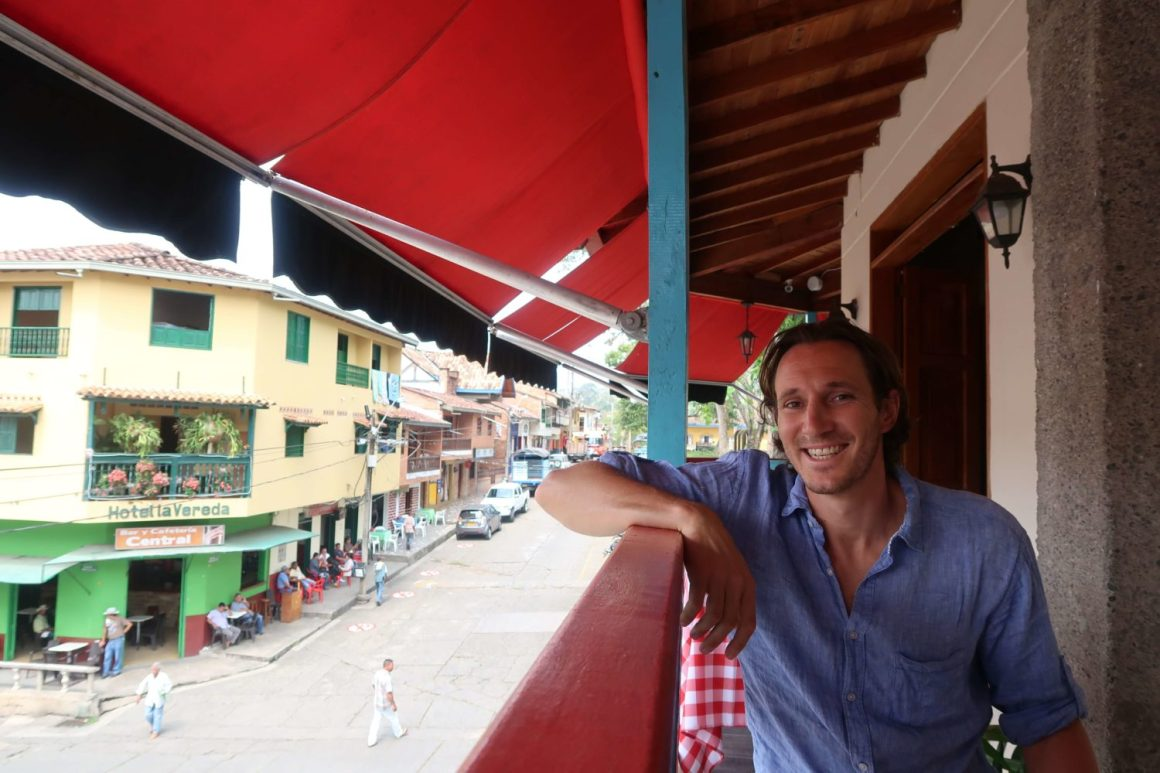 Balcones de Venecia Antioquia