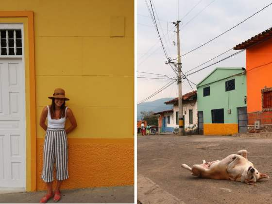 Venecia Antioquia guide cover photo