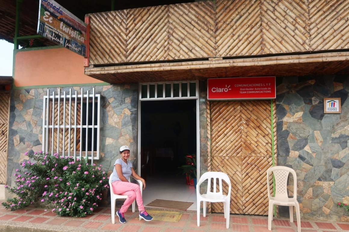 posada eco turistica el valle hotel bahia solano colombia
