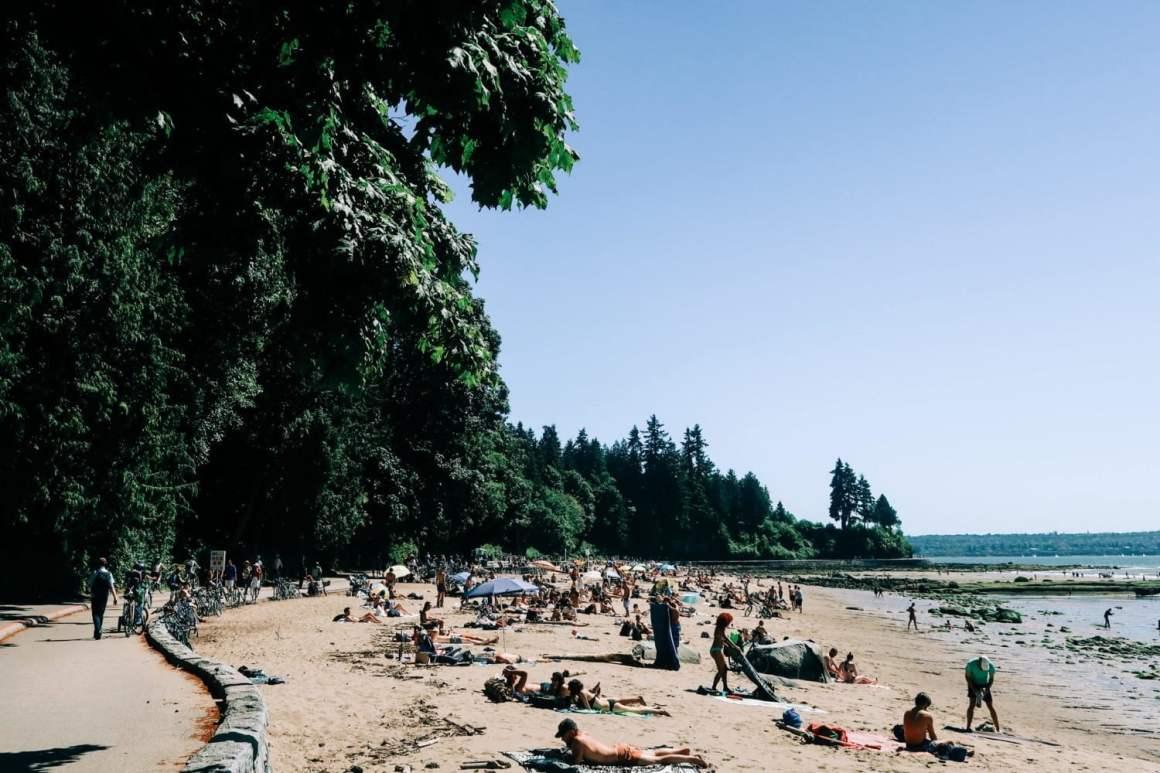 third beach vancouver nicest beach