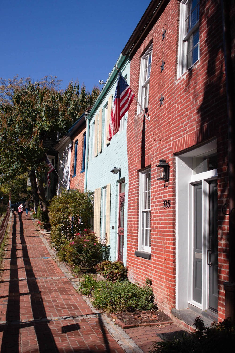 Some nice rowhouses in D.C.