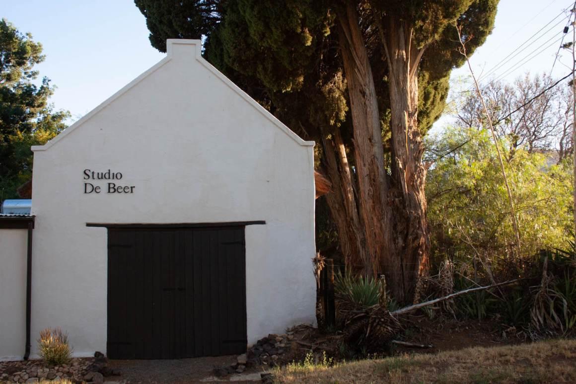 Studio de Beer in Prince Albert