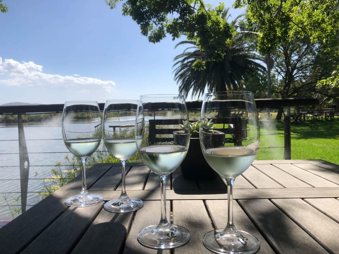 Wine tasting in Robertson