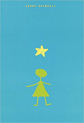 Fiction Books That Make You Think Stargirl by Jerry Spinelli book cover