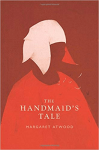 Fiction Books For Deep Thinkers include The Handmaid's Tale book cover