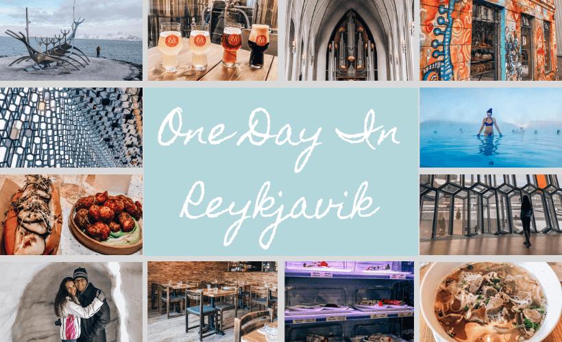 Spending 24 hours in Reykjavik Iceland
