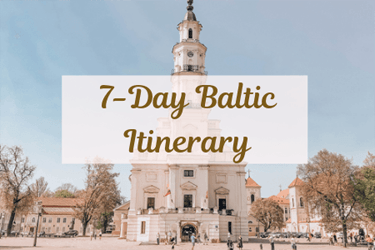 7 Day Baltic Itinerary Related Post Cover