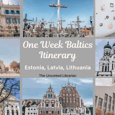 Baltic Travel: One Week Baltics Itinerary
