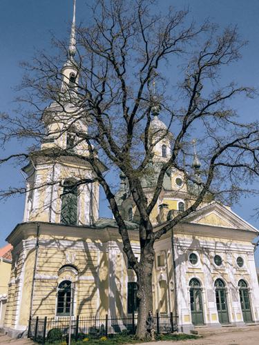 St. Catherine's Church in Pärnu