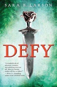 Popular Books Like Mulan Defy by Sara B. Larson