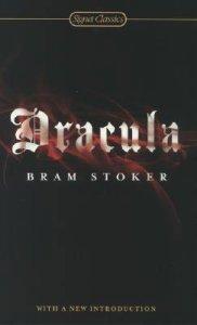 Vampire Books For Adults Dracula by Bram Stoker
