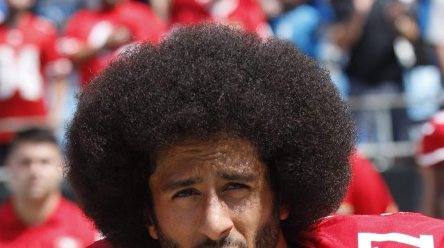colin kaepernick's hair is not our business. michael vick