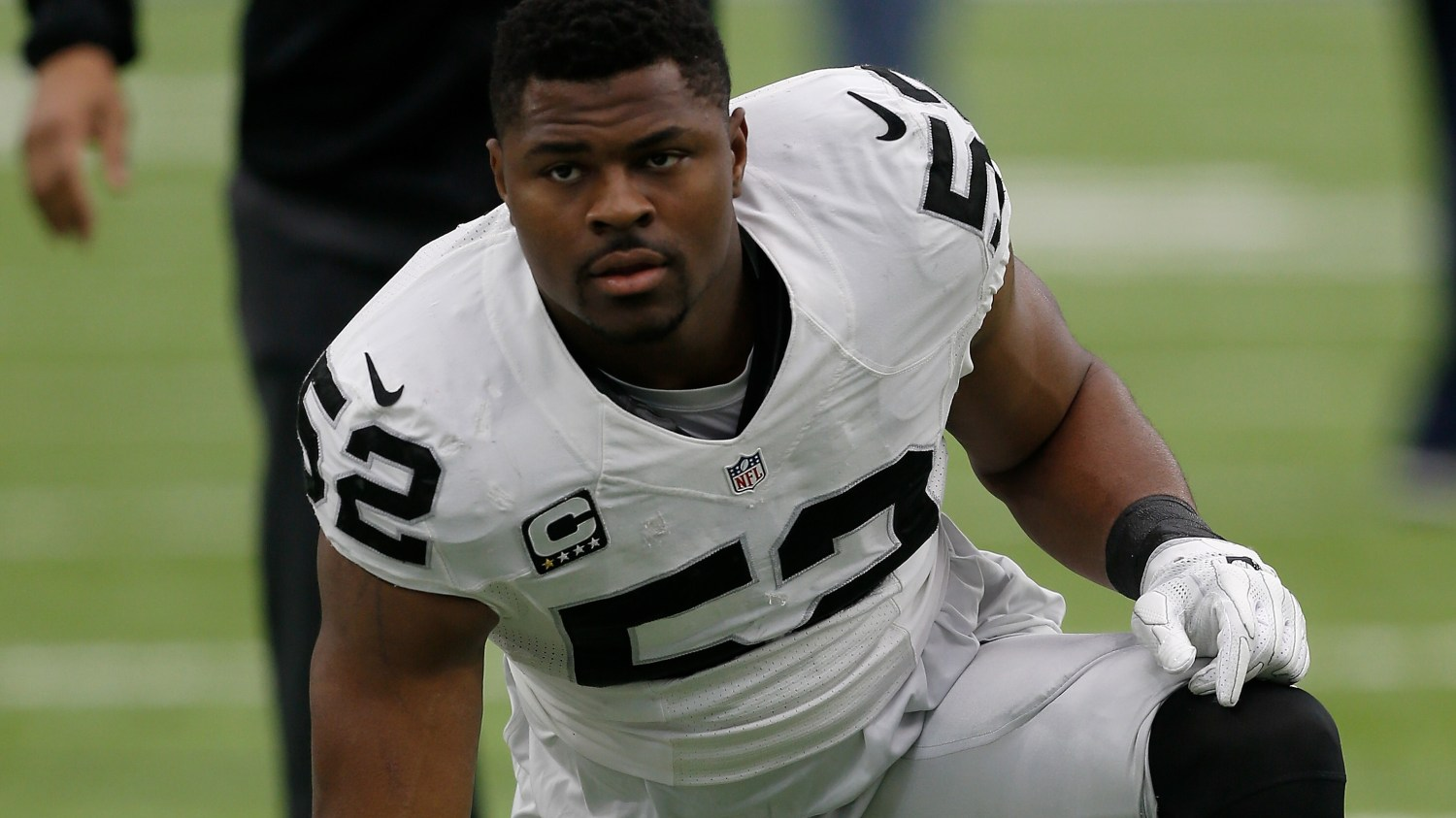 Raiders' Khalil Mack: 'I can get a whole lot better' — The ...
