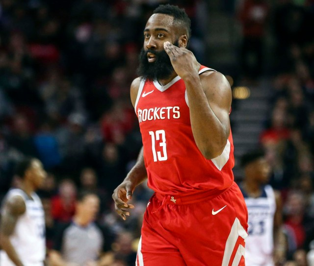 Nba Minnesota Timberwolves At Houston Rockets
