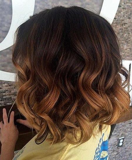 Balayage-Ombre-Short-Hair Balayage Ombre Short Hair