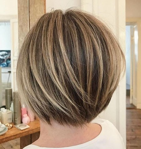 Beautiful-Hairstyle New Short Layered Hairstyles 2018