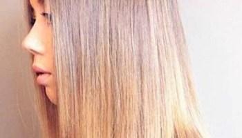 Blunt-Shoulder-Length-Hair Popular Blunt Bob Hairstyles This Year