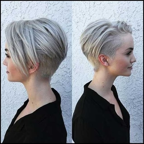 Chic-Short-Bob-Hairstyles-And-Haircuts-14 Totally Chic Short Bob Hairstyles And Haircuts for Every Woman