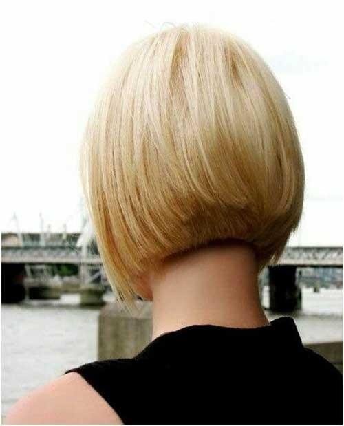 Classic-Short-Bob-Haircut Chic Short Bob Haircuts for 2018
