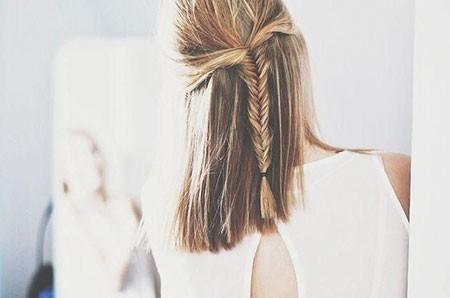 Cute-Braided-Hairstyles New Cute Hairstyles for Short Hair