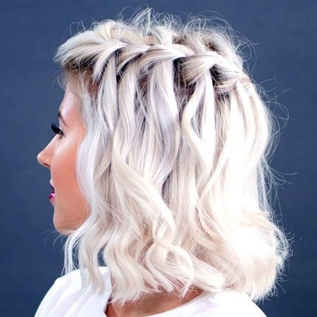 Cute-Prom-Hair-for-Short-Hair-12 Prom Hairstyles for Short Hair