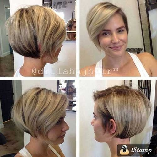 Cute-Short-Blonde-Hair Cute Girls Choice: Short Haircuts