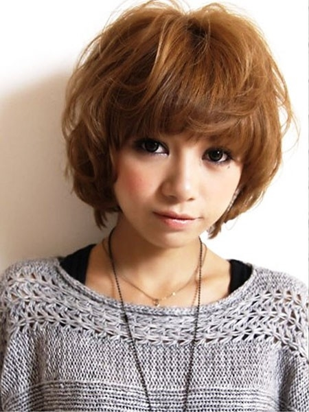 Cute-Short-Japanese-Haircuts New Cute Hairstyles for Short Hair