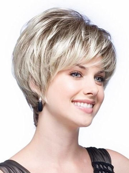 Cute-Style Great Short Hairstyles for Women 2018