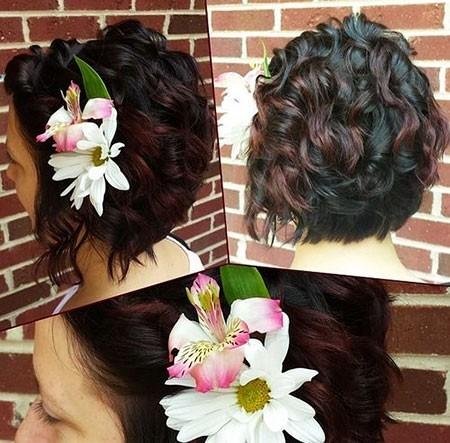 Cute-Twisty-Hair Cute Short Haircuts for Girls