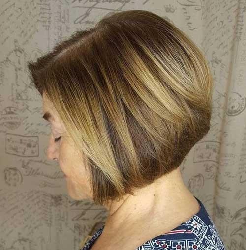 Every-Age-Haircut Chic Short Bob Haircuts for 2018