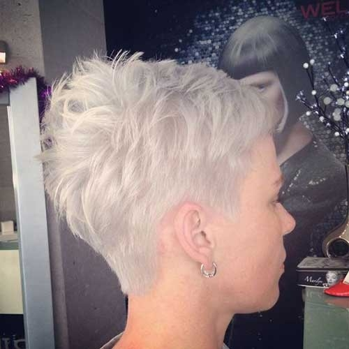 Hair-Cut-and-Color Best Short Haircuts for Older Women