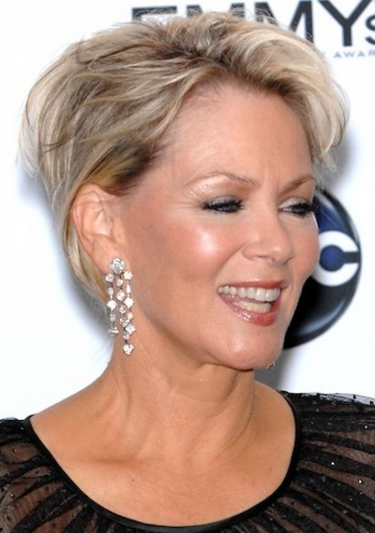 Hairstyles-for-Short-Hair Gorgeous Short Hairstyles for Women over 50
