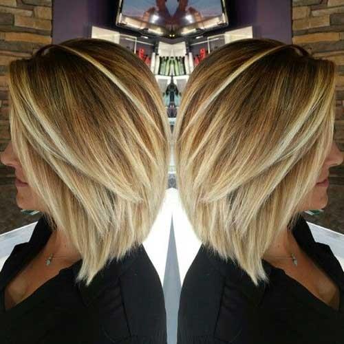 Inverted-Blonde-Fine-Hair-Bob-Haircut Inverted Bob Haircuts