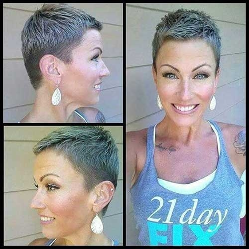 Made-A-Difference Superb Short Pixie Haircuts for Women