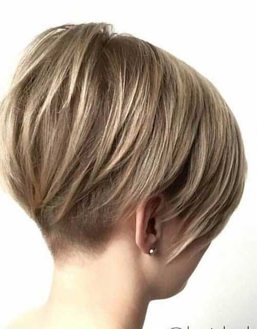 Pixie-Bob-2018 Chic Short Bob Haircuts for 2018