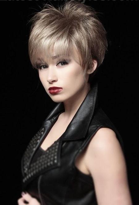 Pixie-Hair New Cute Hairstyles for Short Hair