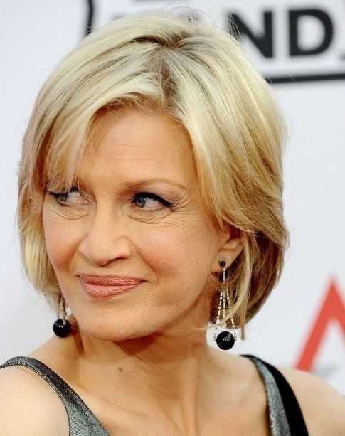 Short-Blonde-Hairstyle-for-Women-Over-50 Gorgeous Short Hairstyles for Women over 50