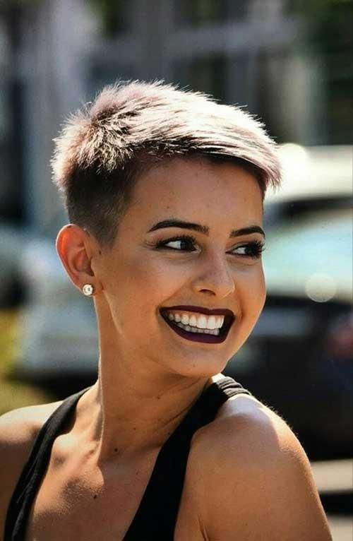 Short-Cropped-Pixie-Hair Superb Short Pixie Haircuts for Women