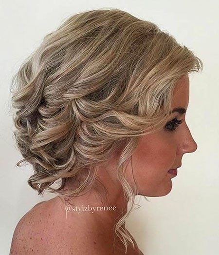Short-Hair-1 Wedding Hairstyles for Short Hair