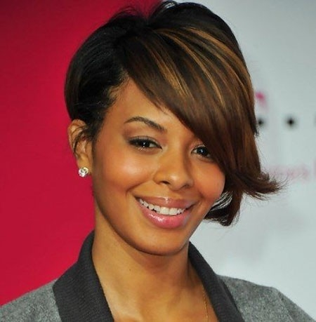 Short-Hair-with-Bang-1 New Short African Haircuts for Ladies