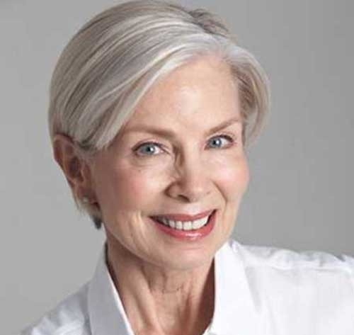 Short Haircuts For Older Women 2018 2019 The Undercut