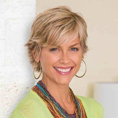 Short-Hairstyles-for-Women-over-50 Gorgeous Short Hairstyles for Women over 50