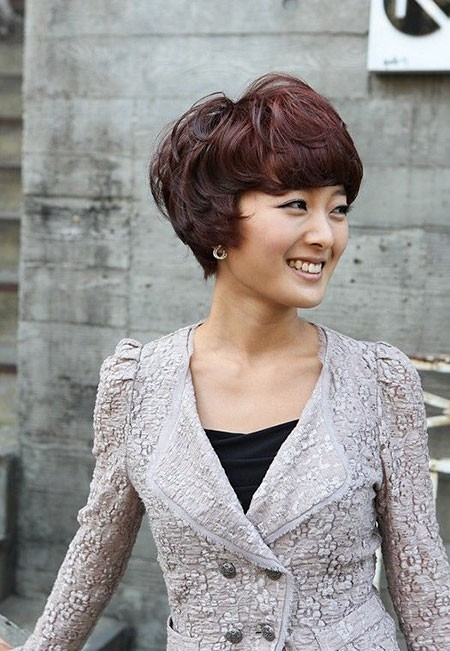Short-Layered-Hair-1 Cute Short Haircuts for Girls