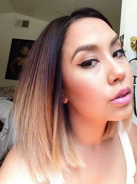 Summer-Hairtyle Ombre Hairstyles for Short Hair