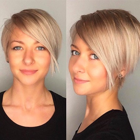 Wonderful-Haircut Great Short Hairstyles for Women 2018