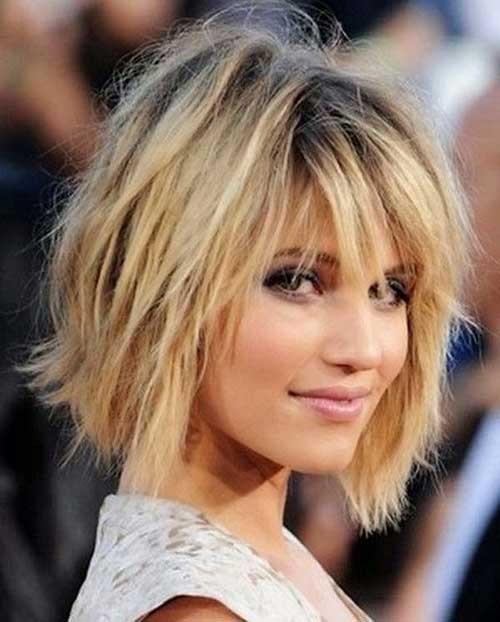 10.Shaggy-Short-Haircut Shaggy Short Haircuts