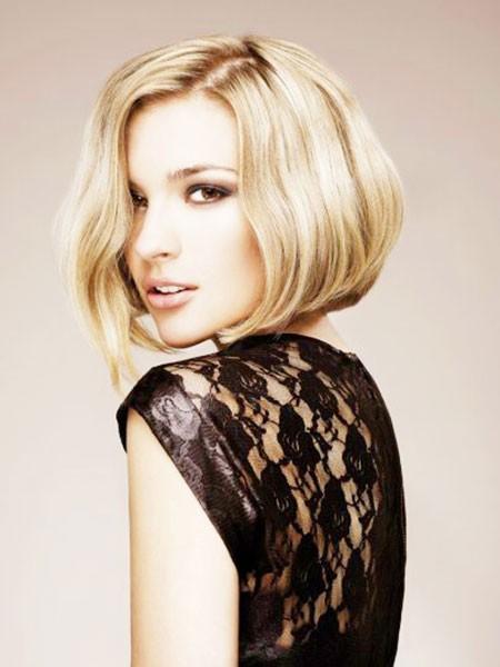 Blonde-Asymmetric-Bob-Hair Best Asymmetrical Bob Hairstyles