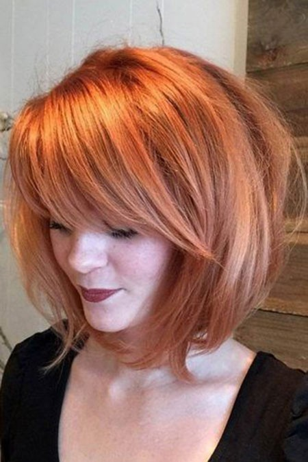 Bob-Hairtyles-for-Round-Faces Short Hairstyles for Chubby Faces