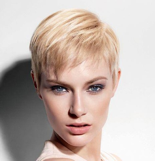 Classic-cute-short-pixie-haircut Very Short Pixie Haircuts for Women