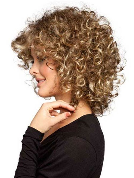 Curly-Haircuts-for-Women Short Natural Curly Hairstyles